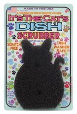 Harold Cat Scrubber