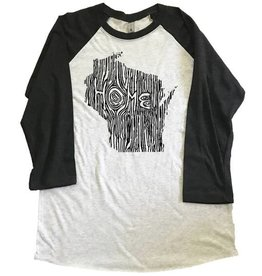 Ingrained Apparel Raglan Unisex