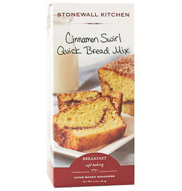 Stonewall Kitchen Quick Bread Cinnamon Swirl