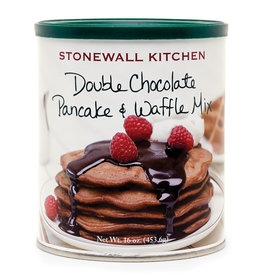 Stonewall Kitchen Double Chocolate Pancake Mix