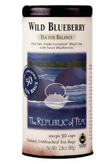 Republic of Tea Wild Blueberry Bag