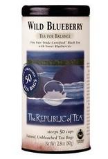Republic of Tea Wild Blueberry Bag