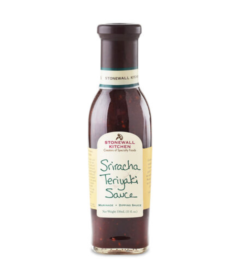Stonewall Kitchen Sauce Sriracha Teriyaki
