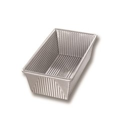 USA Pan Loaf Pan 1# 8.5X4.5X3