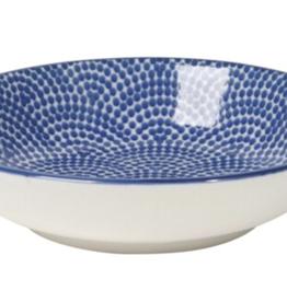 Now Designs Dipper Bowls Blue Waves