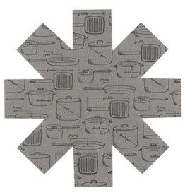 Now Design Pan Protectors Gray