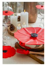 Charles Viancin Poppy Drink Covers