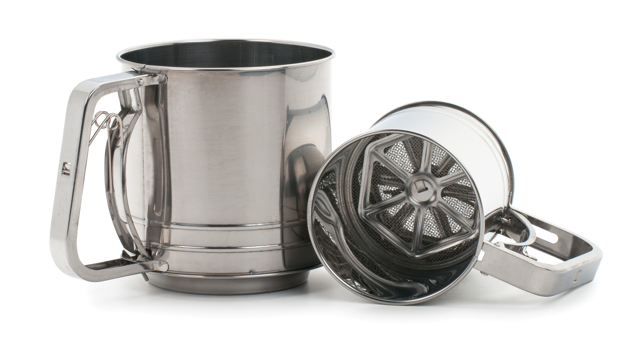 RSVP 5 Cup Flour Sifter