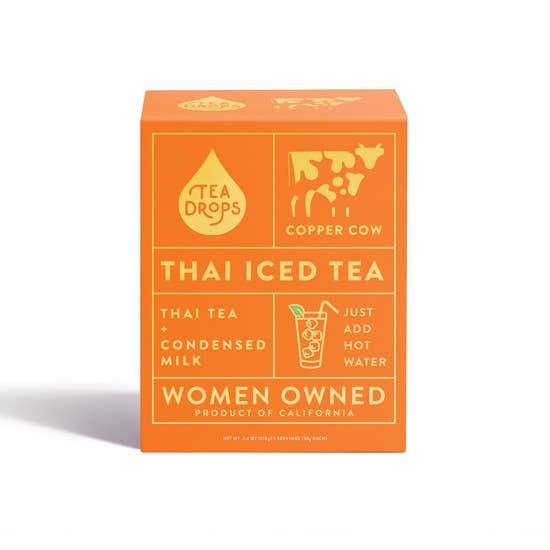 Copper Cow Thai Iced Tea 5/pack