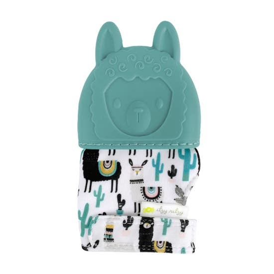 Itzy Ritzy Silicone Teething Mitts