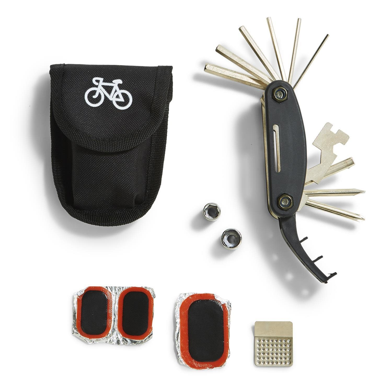 Twos Co 15-in-1 Bicycle Multi-Tool & Repair Kit