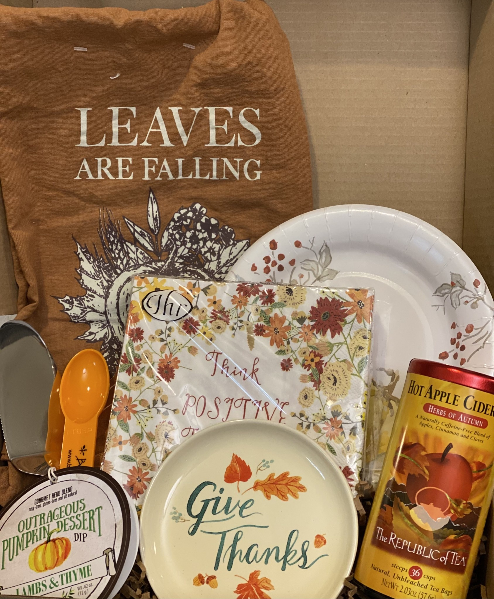 Gift Basket - Medium Thanksgiving