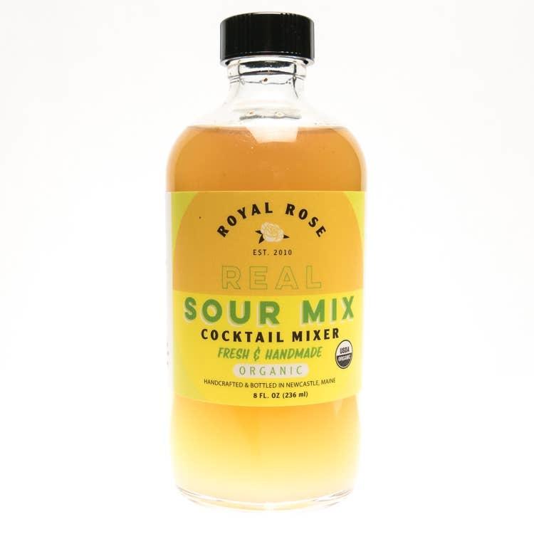 Royal Rose 8oz Real Sour Mix