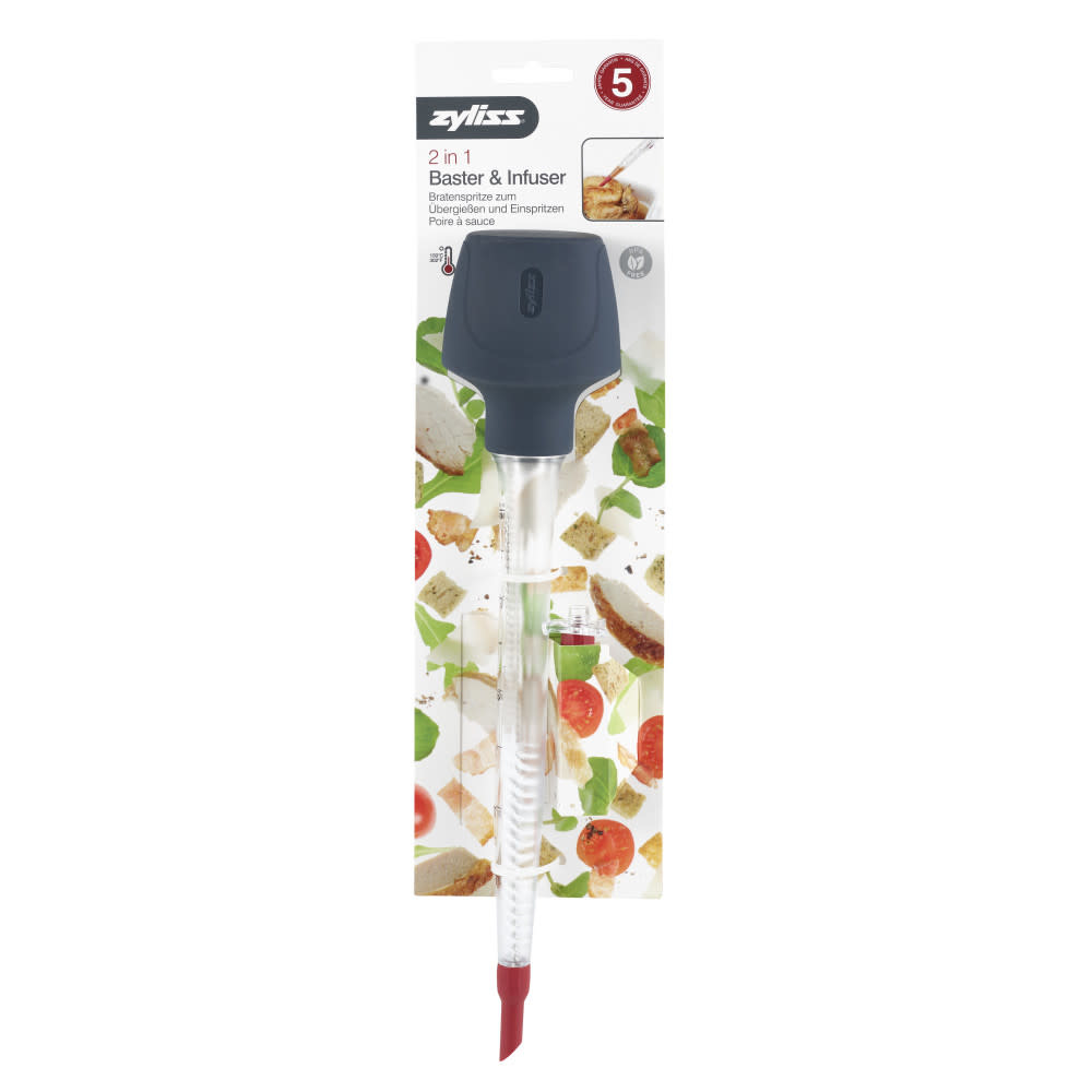 Zyliss 2-in-1 Baster & Infuser