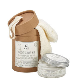 Simply Be Well Rosemary Foot Care Kit