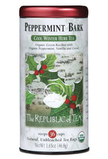 Republic of Tea Peppermint Bark Tea