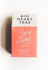 Big Heart Tea Cup of Love Tea Bags