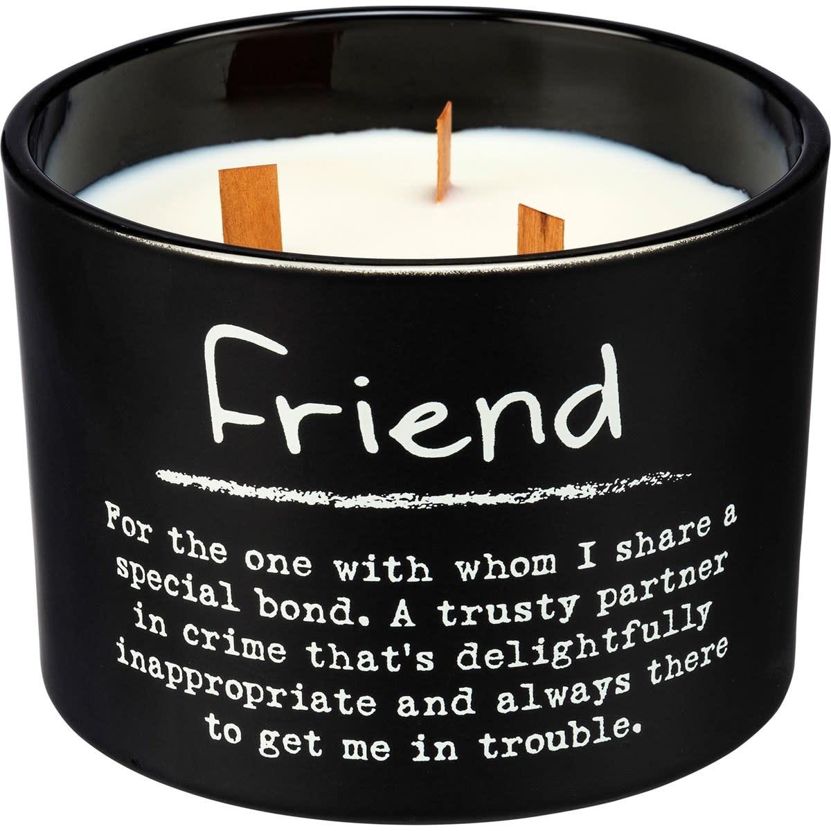 Primitives Jar Candle