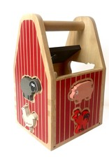 Begin Again Barnyard Shape Sorter
