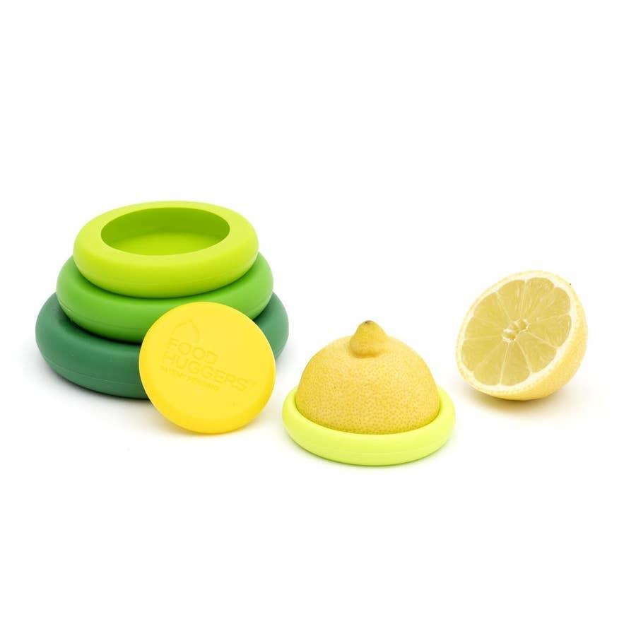Food Huggers Inner Fresh Greens set/5
