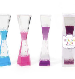 Twos Co Floating Color Motion Drops