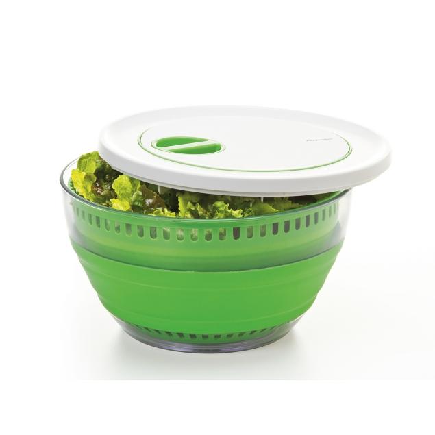 Progressive Salad Spinner Collapsible 4qt
