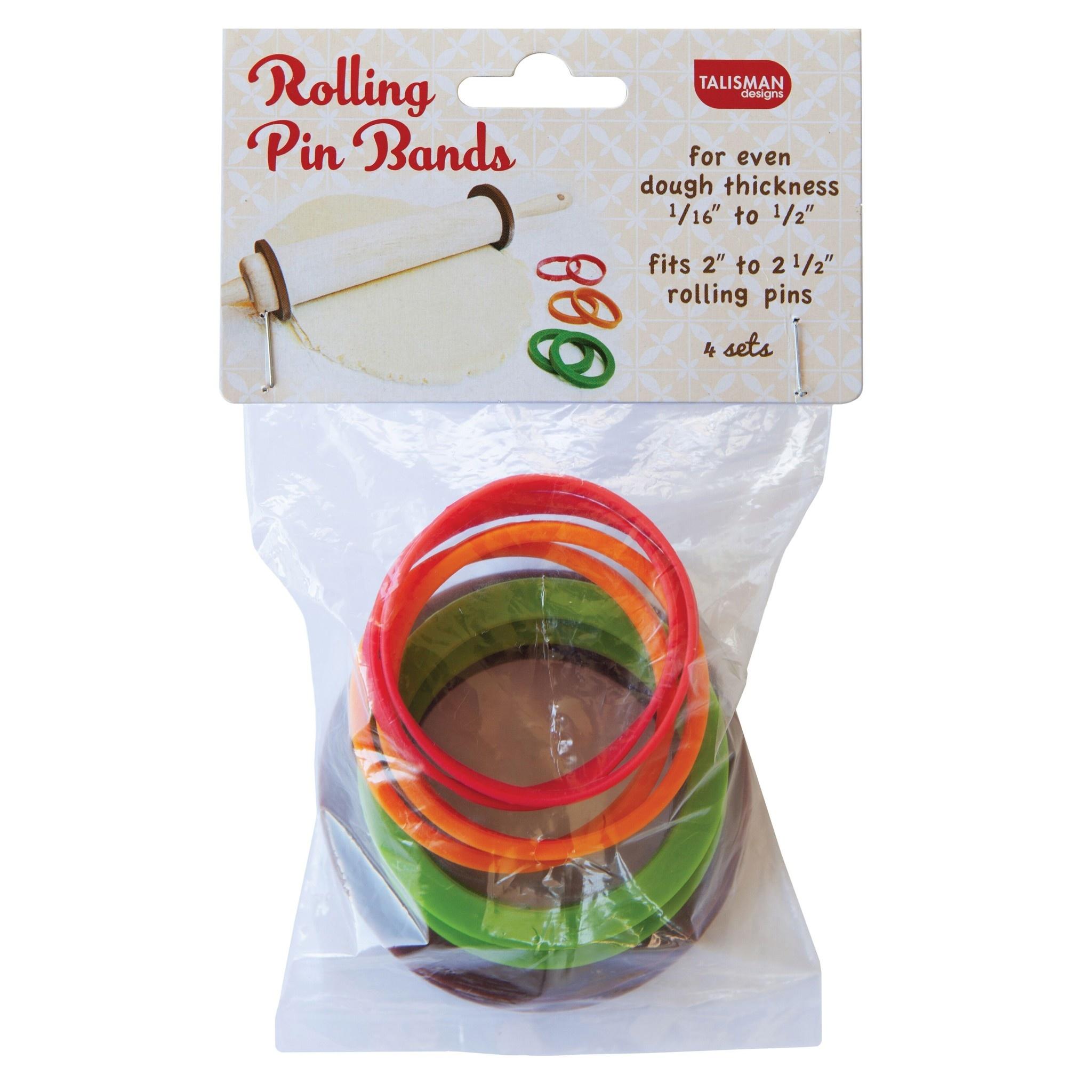 Talisman Rolling Pin Bands