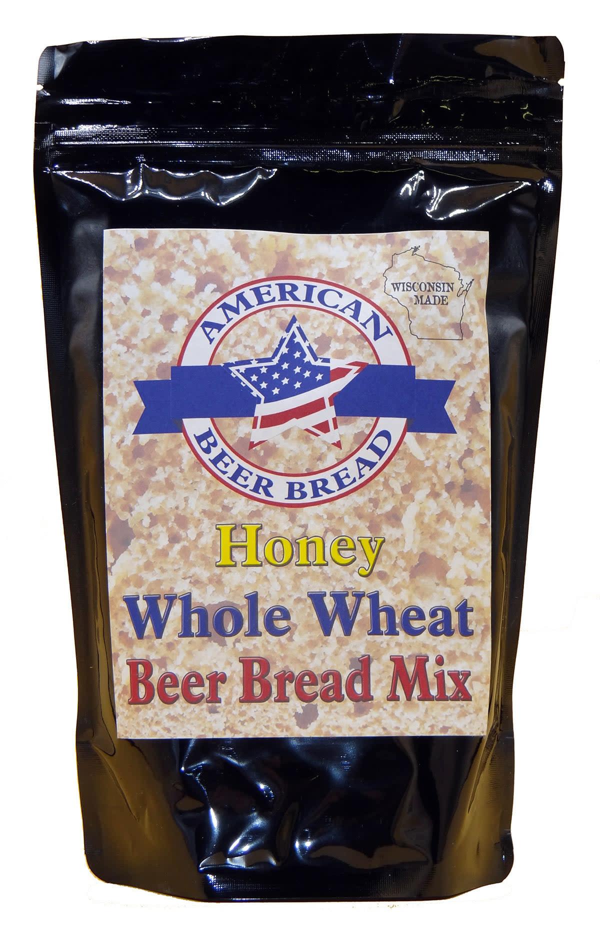 American Beer Bread Honey Wheat