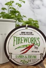 Lambs & Thyme Herb Dips Fireworks