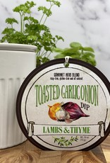 Lambs & Thyme Herb Dips Toasted Garlic Onion