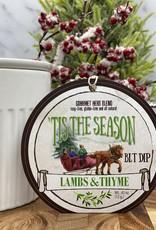 Lambs & Thyme Holiday Dips Tis The Season