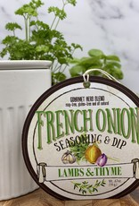 Lambs & Thyme Herb Dips French Onion
