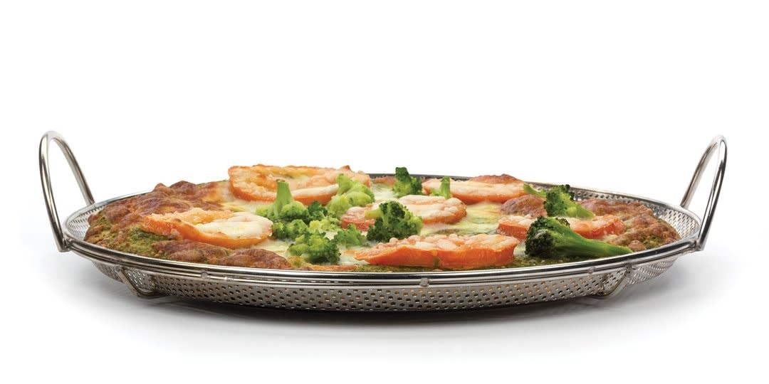 RSVP Pierced Pizza Pan