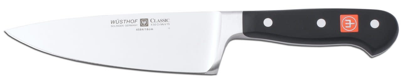 """Wusthof Classic 6"""" Wide Cook's Knife"""