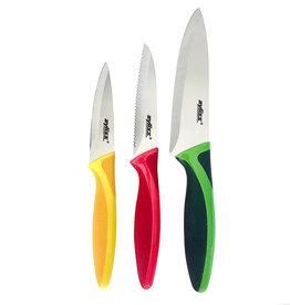 Zyliss 3Pc Knife Value Set