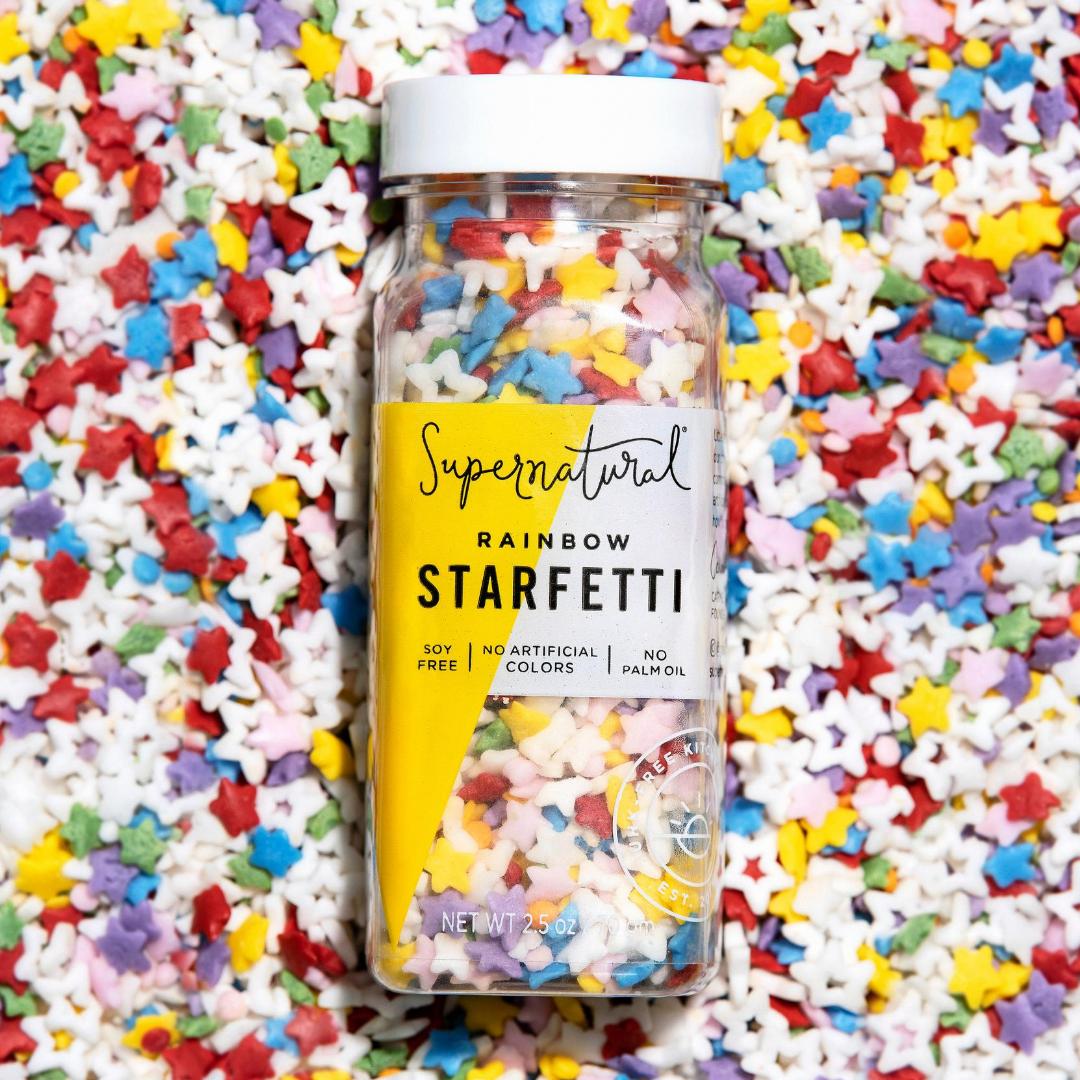 Supernatural Dye-Free Sprinkles