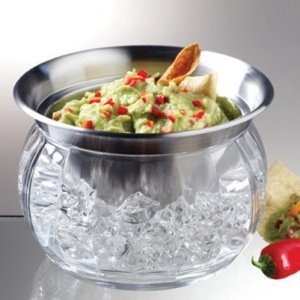 Prodyne Dips on Ice Stainless Steel