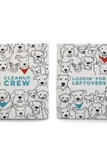 Twos Co Cleanup Crew Multipurpose Kitchen Cloth Assorted