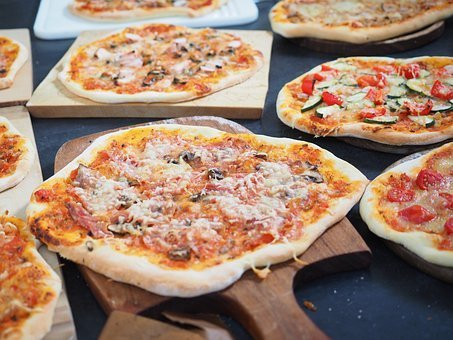 THE Famous Pizza Class with Susan Holding 10/24/19