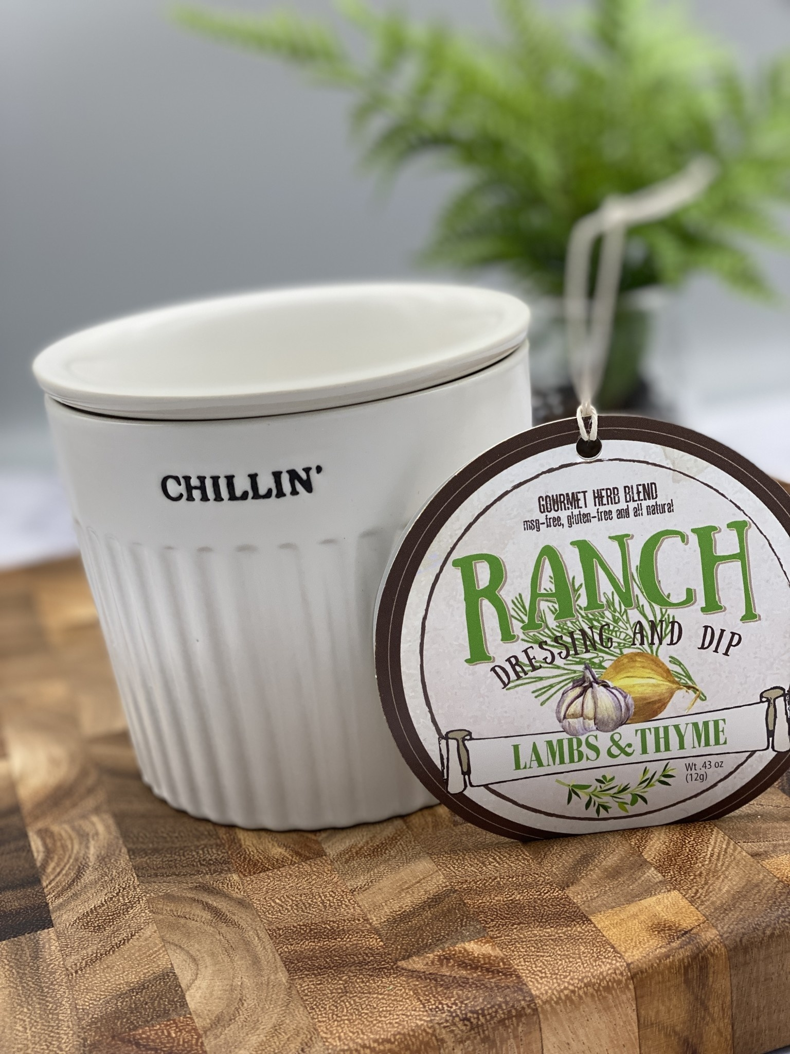 Lambs & Thyme Ranch Dressing and Dip