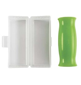 Oxo Garlic Peeler Green