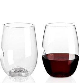 Govino 12 or 16oz Wine Glass Singles
