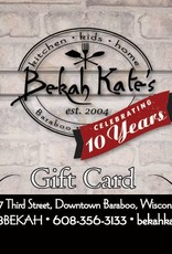 Bekah Kate's Gift Card $50