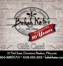 Bekah Kate's Gift Card $150