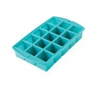 Fox Run Tulz Mini Ice Block Tray Teal (Shoptiques)