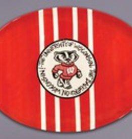Magnolia Lane WI Mascot Platter
