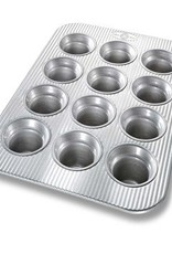USA Pan 12C Crown Muffin Pan