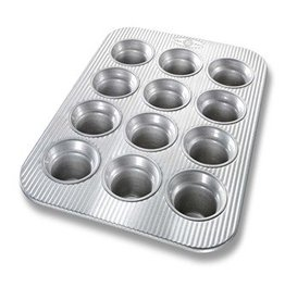 USA Pan 12C Crown Muffin Pan
