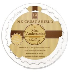 Harold Pie Shield Mrs. Anderson 10in