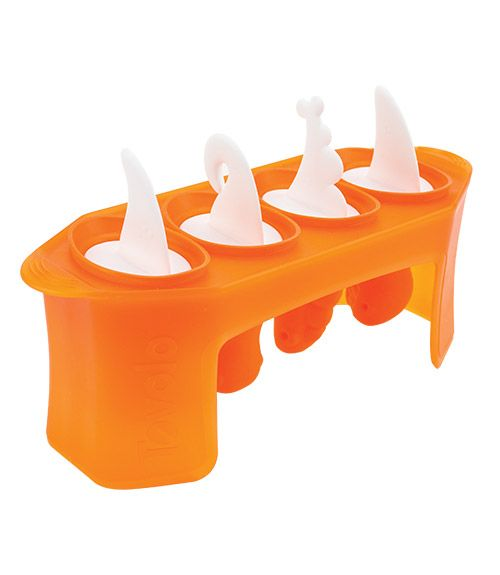 Tovolo Dino Pop Molds Set of 4
